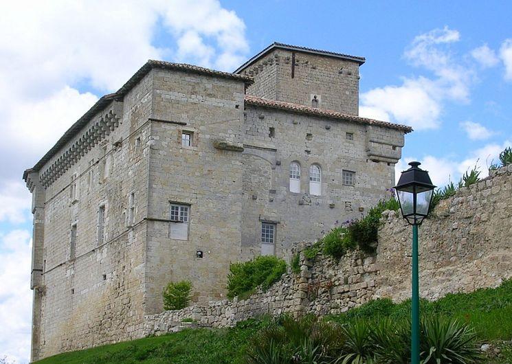 château de Plieux