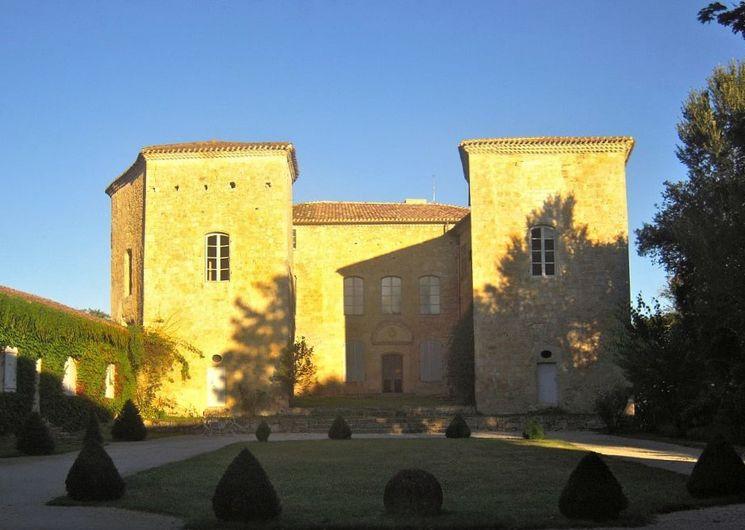 château de Serillac
