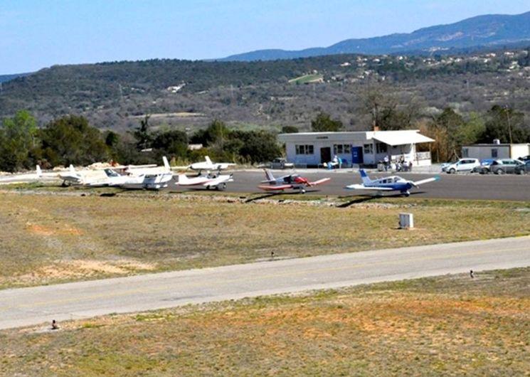 Aéroclub d'Alès et des Cévennes 1 - Deaux