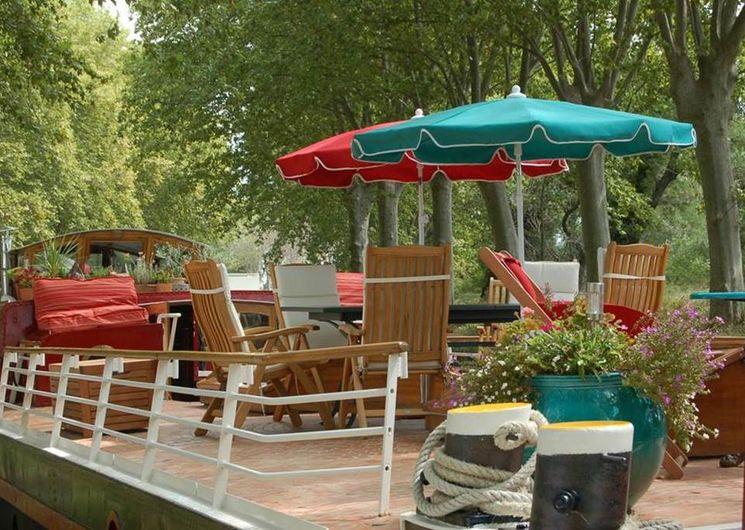 Savannah Barge