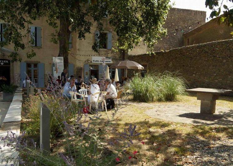Maison du Banquet - Terrasse philo