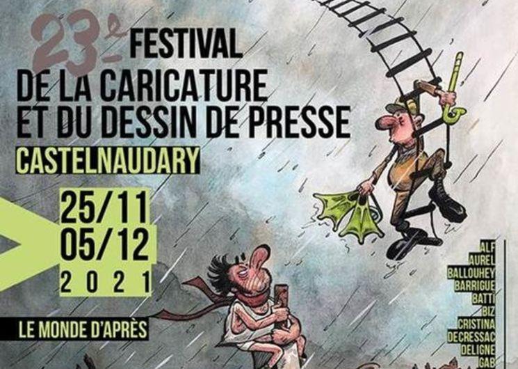 Festival de la caricature et du dessin de presse 2021