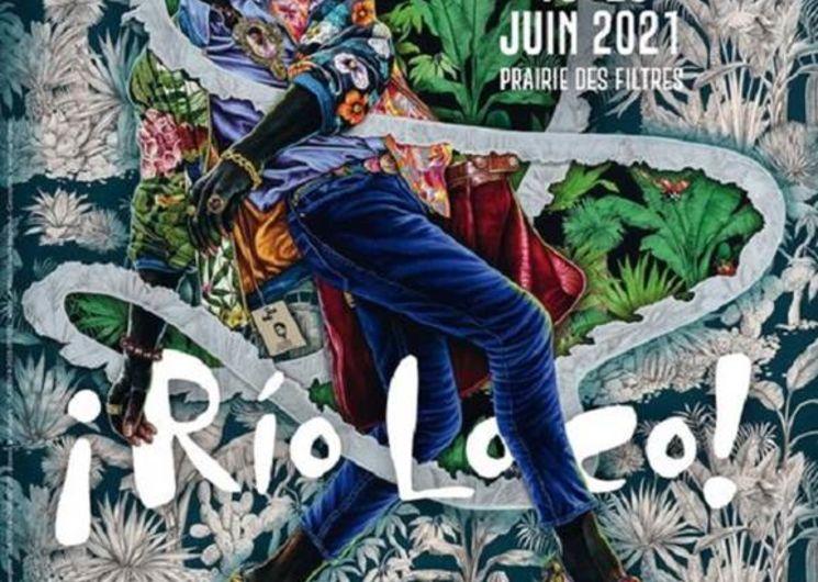 Rio Loco ! Afrika 2021