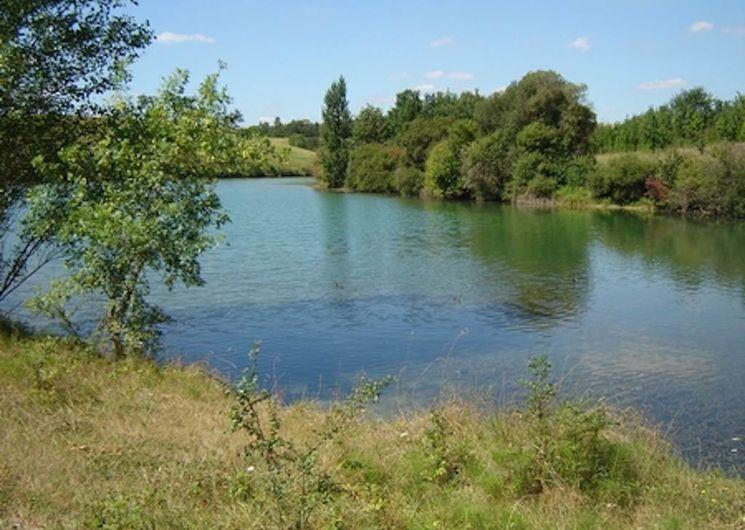 Lac de la Thésauque