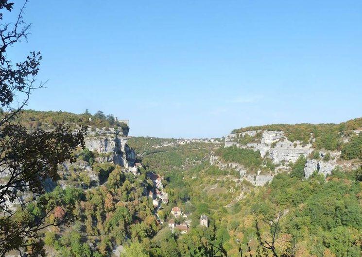 Canyon de l'Alzou - Rocamadour