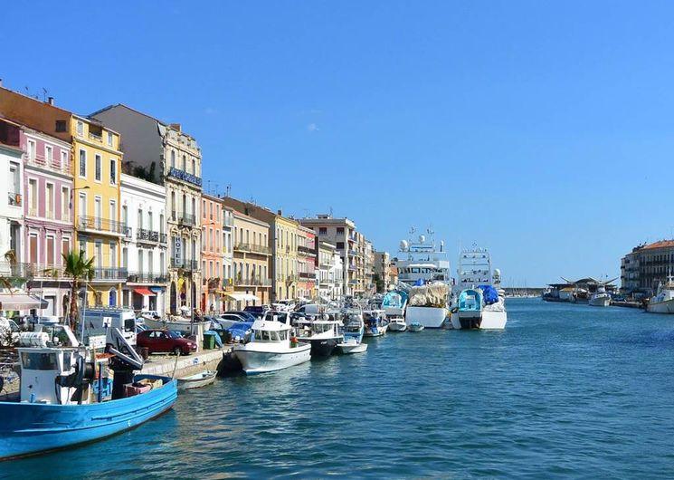 Sète - Le port