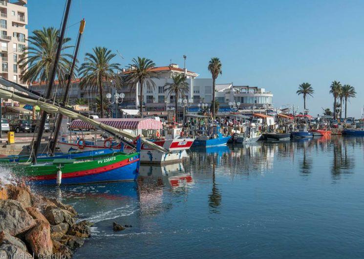 Port de Saint-Cyprien
