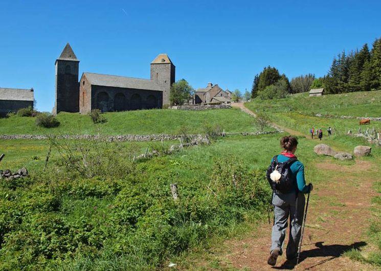 Randonnée sur les chemins de Saint-Jacques de Compostelle