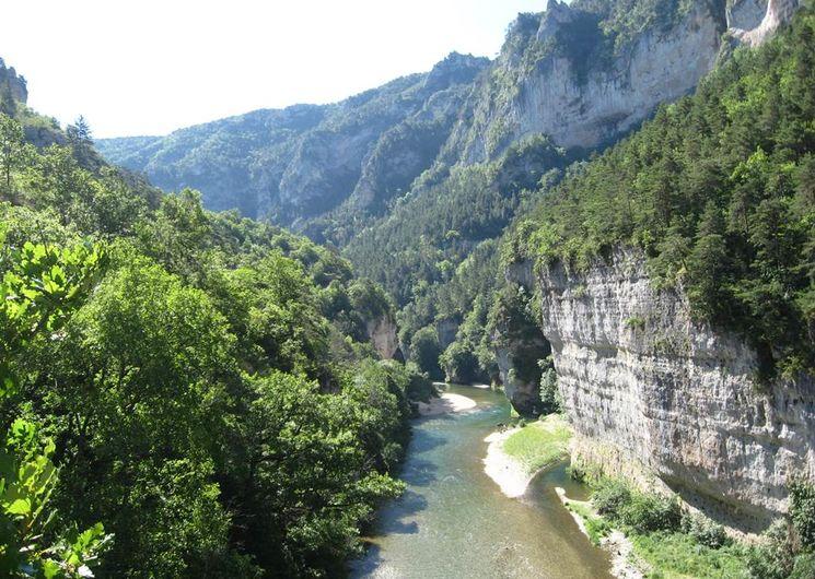 Randonnée entre Causse et Gorges du Tarn