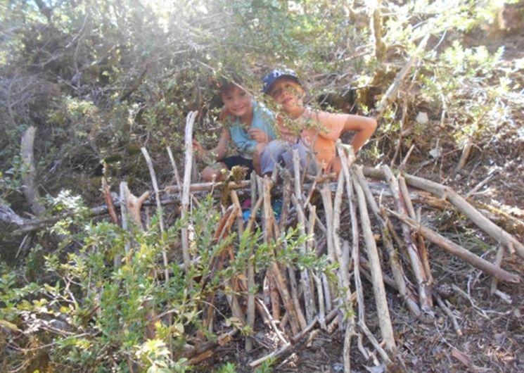 Cabane extraordinaire - Cabanes enfants