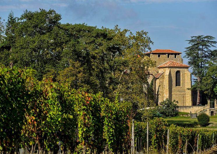 Retraite épicurienne au Monastère, dans les vignes du Gers
