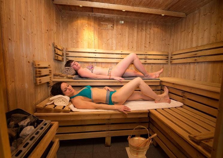 sauna espace des sources chaudes