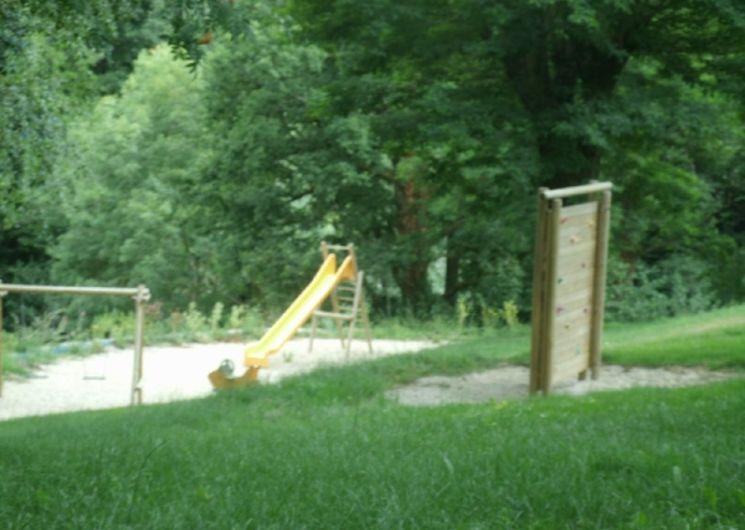 Aire de jeux Camping Municipal Durenque