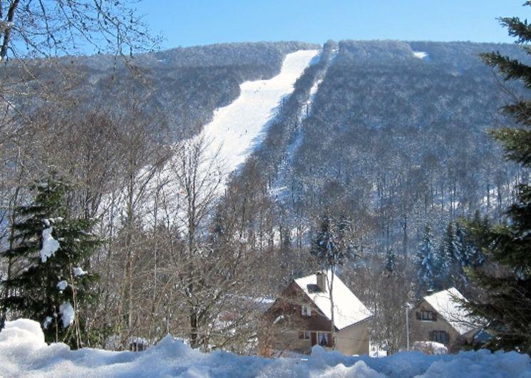 Station de ski de Brameloup ski alpin