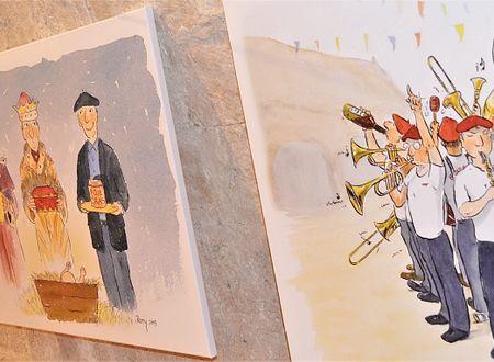 EXPOSITION VENTE : PERRY TAYLOR, PLANÈTE GASCOGNE