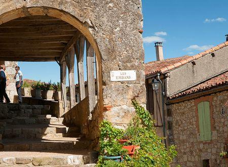 BUREAU D'INFORMATION TOURISTIQUE À CASTELNAU-BARBARENS