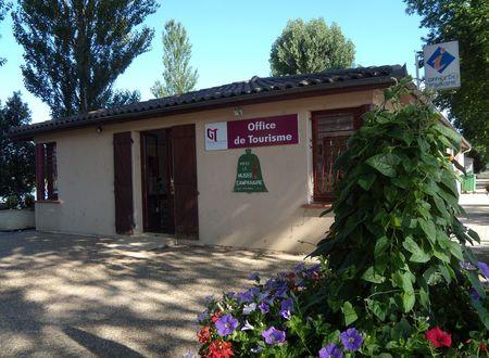 OFFICE DE TOURISME DE LA GASCOGNE TOULOUSAINE - L'ISLE-JOURDAIN