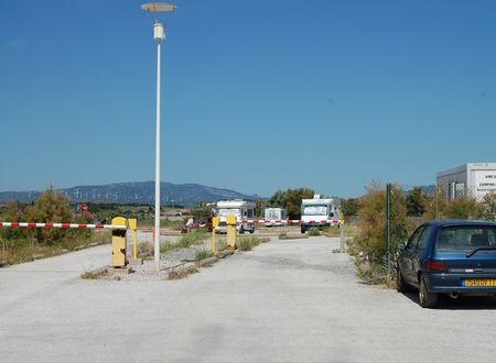AIRE DE SERVICES POUR CAMPING-CARS DU MOURET