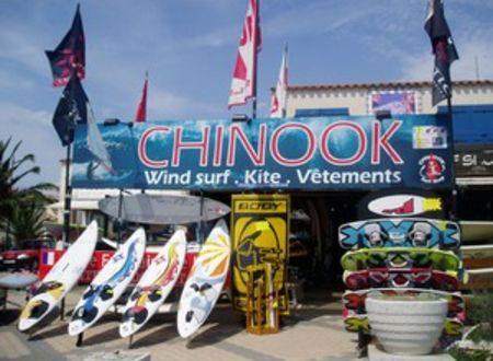 CHINOOK KITE SCHOOL