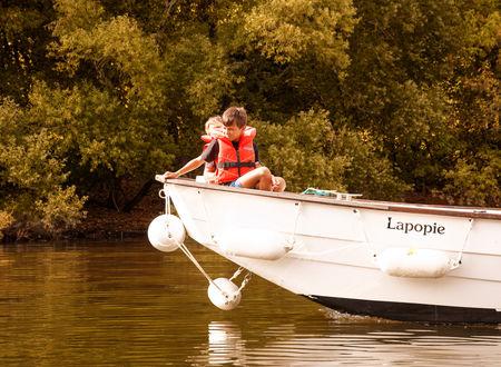 Croisières de St Cirq Lapopie - Location de Gabarots