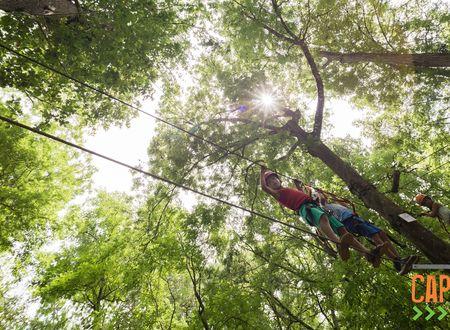 Cap Nature Parc de Loisirs Cahors - Accrobranche