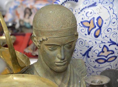 Foire aux antiquités et à la brocante de Barjac