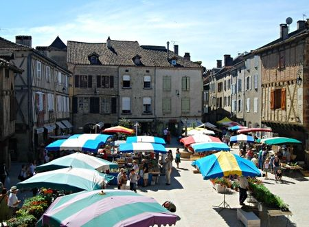 Foire à Saint-Céré