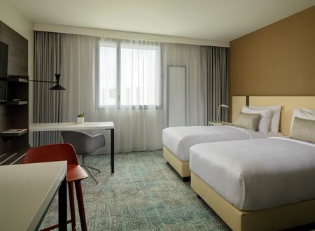 HOTEL RESIDENCE INN BY MARRIOTT TOULOUSE BLAGNAC AIRPORT
