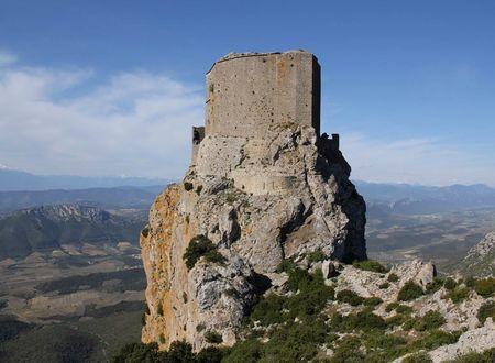 Le tour des châteaux