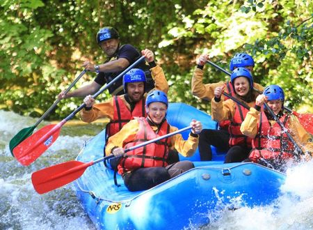 Rafting - Gorges de l'Aude