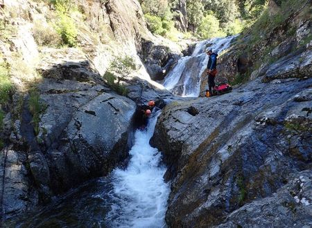 Canyoning - Canyon de Tines