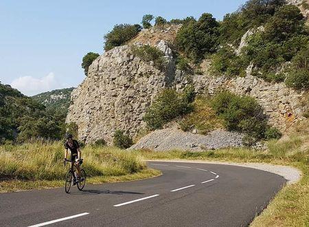 Des Gorges de l'Hérault au Col des Lavagnes