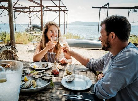 Les huîtres : une route, une histoire !