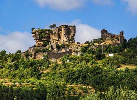 Canoë - Sur le Tarn depuis Le Rozier