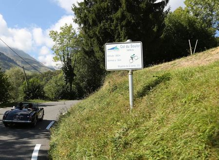 Boucle vélo-fromage au Col du Soulor