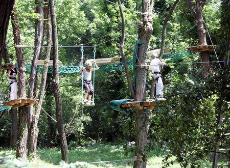 Parc Aventure du Montcalm- Montcalm Aventure