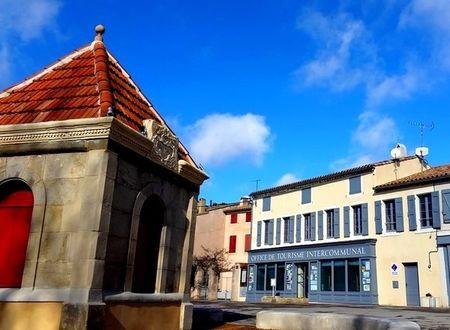 OFFICE DE TOURISME INTERCOMMUNAL AU COEUR DES COLLINES CATHARES