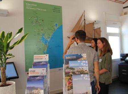 OFFICE DE TOURISME DE PORT-LA-NOUVELLE