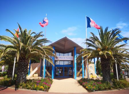 OFFICE DE TOURISME - ANNEXE DE NARBONNE-PLAGE