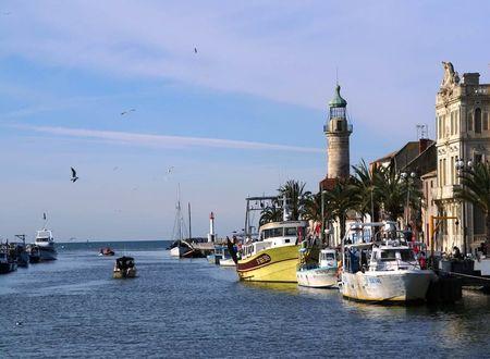 Le Grau du Roi - Port Camargue