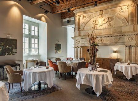 RESTAURANT LE CENACLE - LA COUR DES CONSULS HOTEL & SPA