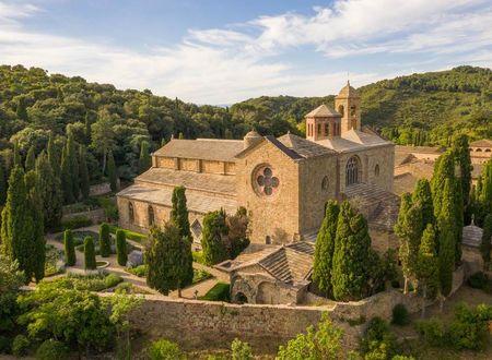 Saveurs et patrimoine à l'Abbaye de Fontfroide