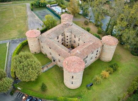 Séjour de rêve au Château au cœur du Pays Cathare