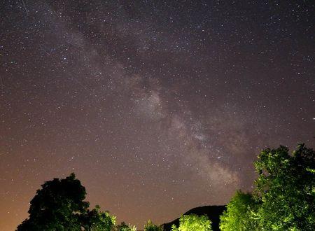 Astronomie en Cévennes : La tête dans les étoiles