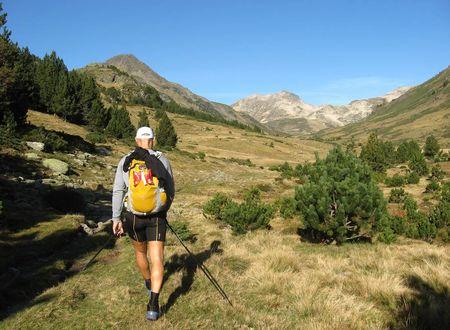 Des paysages grandioses des Pyrénées à parcourir en rando itinérante
