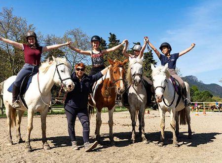 100 % passion équitation, du débutant au confirmé