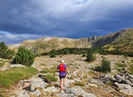 Séjour itinérance Trail Le Tour du Capcir en liberté