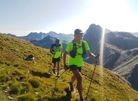 Week-end d'initiation au Trail dans les Pyrénées-Orientales