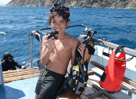 Plongée sous-marine : jetez-vous à l'eau en Côte Vermeille !