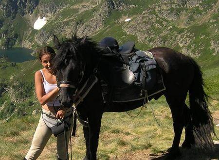 À cheval sur les traces des cathares !